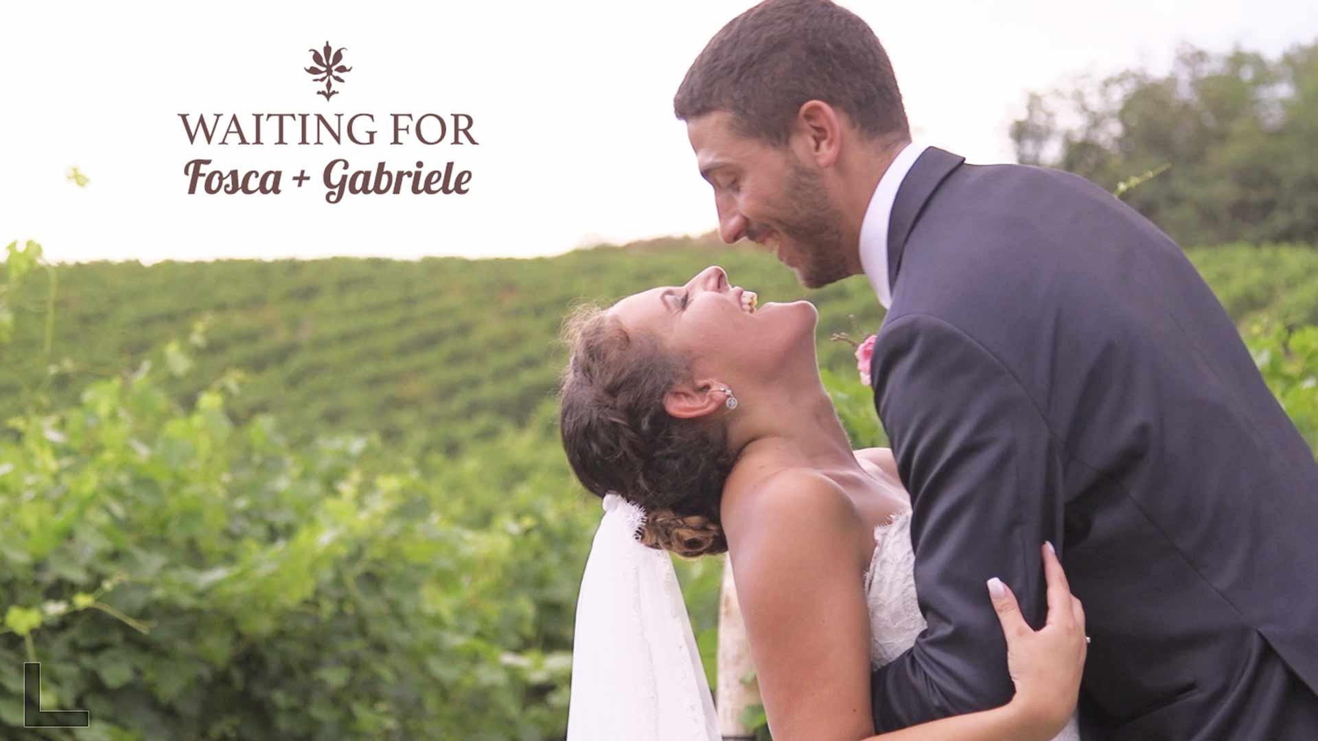 Wedding preview, waiting for Fosca e Gabriele