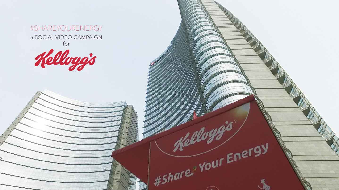 Kellogg's social video campaign