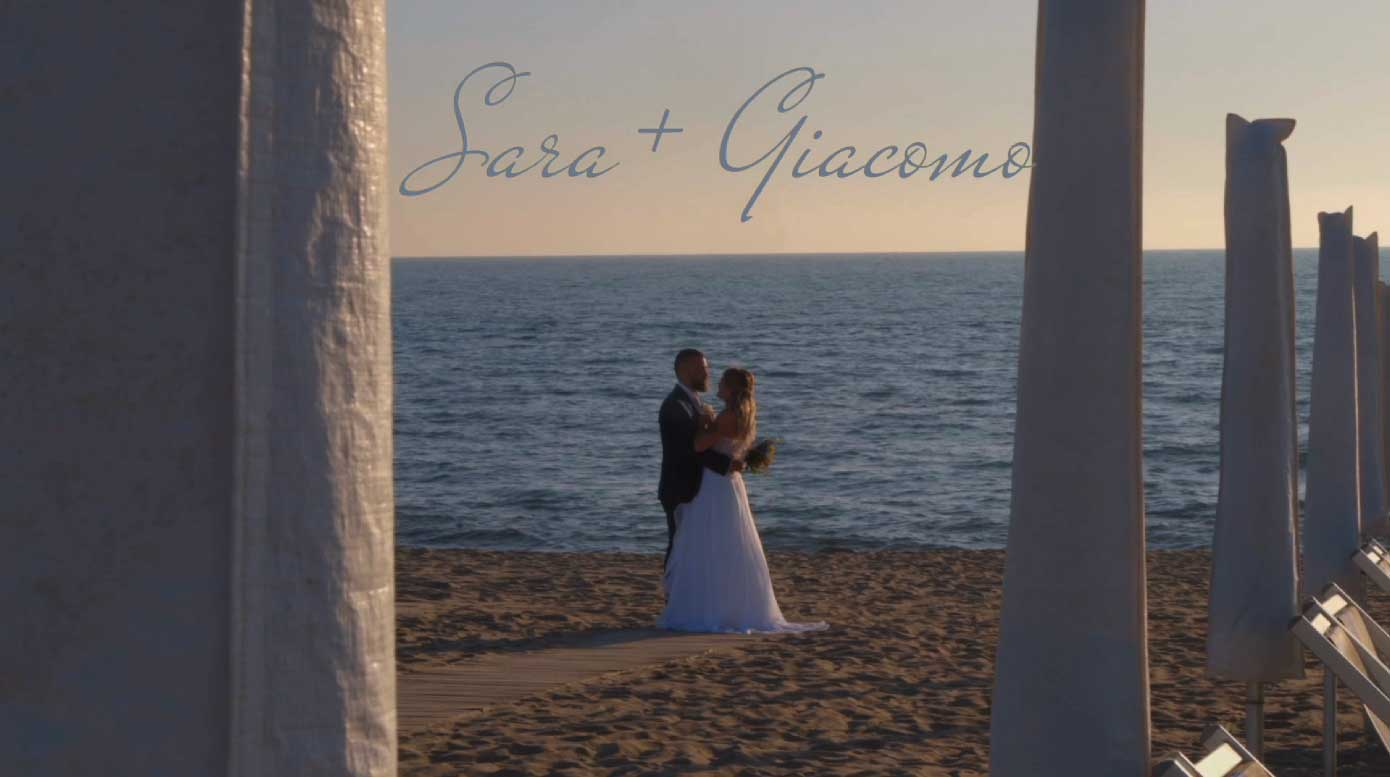 sara + giacomo wedding