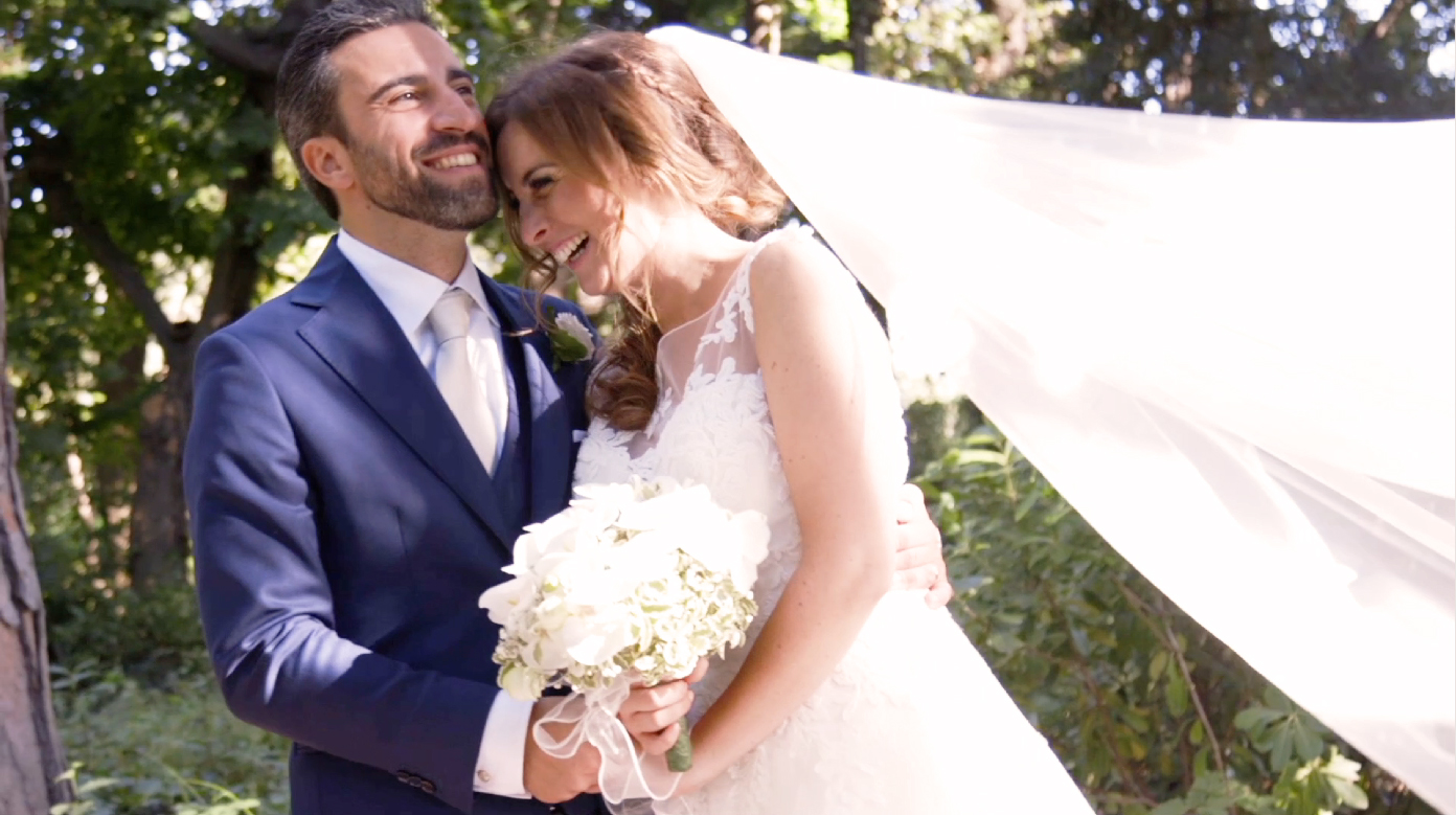 wedding, trailer, video, bride