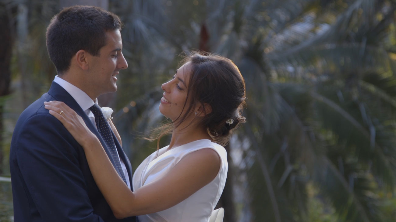 wedding video, italy