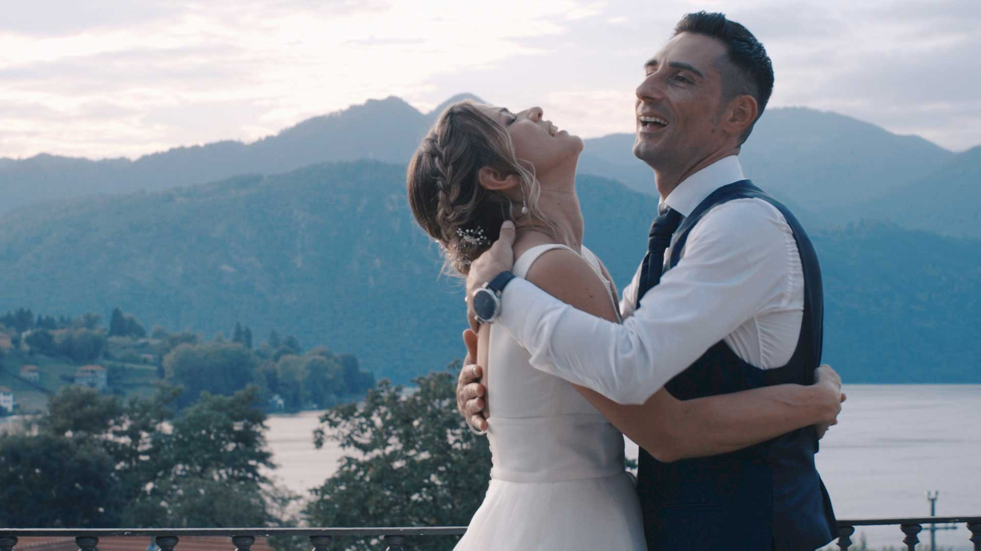 Wedding, Lago Orta, video trailer by White & Movie