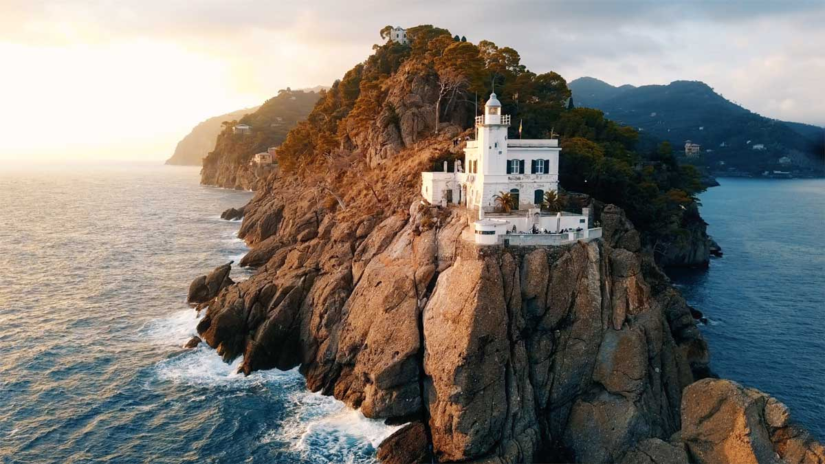 Faro Portofino, video commercial by White & Movie